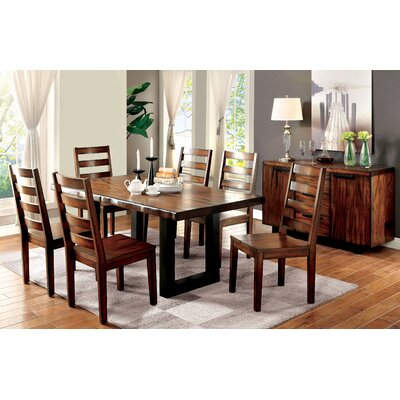 Loon Peak Tidal 4 Piece Dining Set