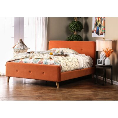 Enitial Lab Dixon Upholstered Platform Bed