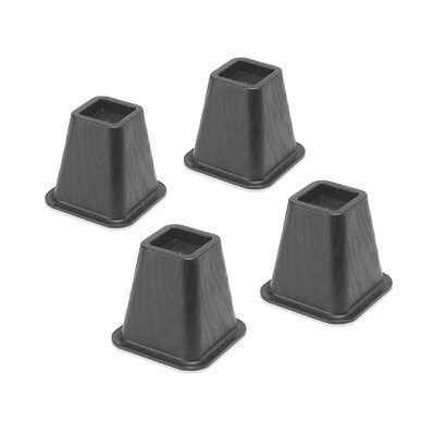 Whitmor, Inc Dorm Bed Risers (Set of 4)