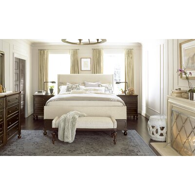 Universal Furniture Proximity Upholstered Panel Bed
