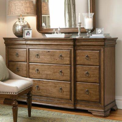Universal Furniture New Lou 9 Drawer Dres..