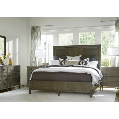 Universal Furniture Playlist Platform Customizable Bedroom Set