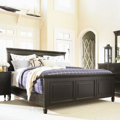 Canora Grey Causey Park Panel Bed