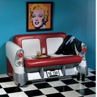 Design Toscano Back Seat Driver Pop Art S..