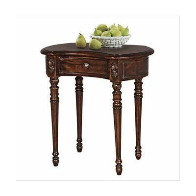 Design Toscano Bournemouth Manor Kidney End Table
