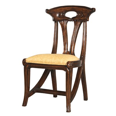 Design Toscano Majorelle Art Nouveau Side Chair