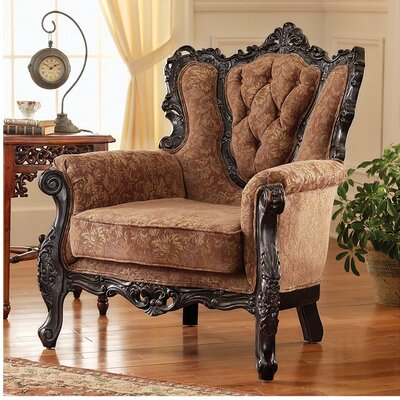 Design Toscano The Bentley Grand Scale Chair