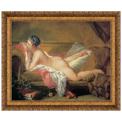 Design Toscano The Blond Odalisque 1752 By Francois