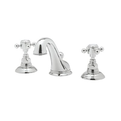 Rohl Rohl A1408xm 2 Country Bath Low Lead Widespread Bathroom Faucet With Pop Up Drain And Metal