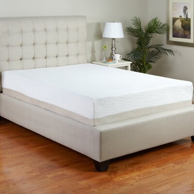 "Classic Brands Eden 11"" Latex Foam Mattress & Reviews"
