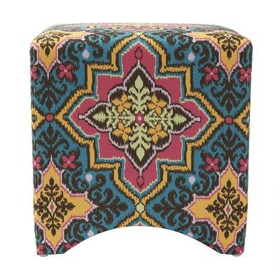 Jennifer Taylor Isaac Accent Cube Ottoman