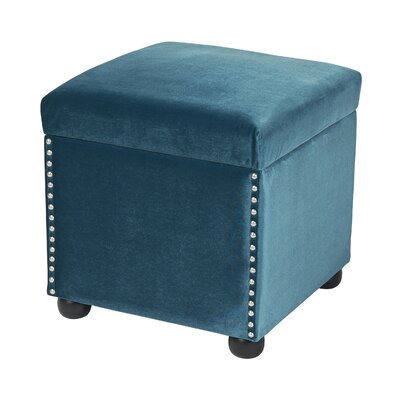 Sandy Wilson Fusion Storage Cube Ottoman
