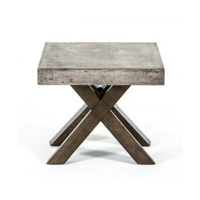One Allium Way Beaubien End Table
