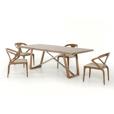 VIG Furniture Modrest Olson Dining Table