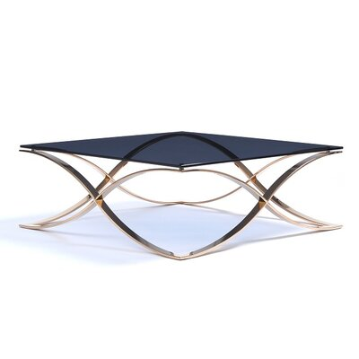Wade Logan Stroud Reklaw Coffee Table