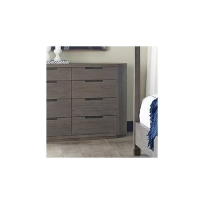 Brownstone Furniture Palmer 8 Drawer Dresser