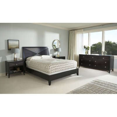 Brownstone Furniture Camden Platform Customizable Bedroom Set