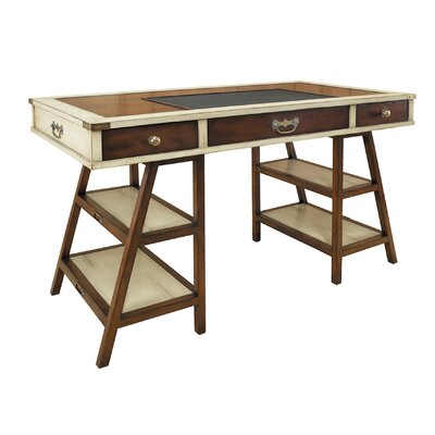 Authentic Models Campaign Writing Desk