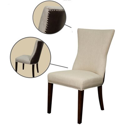 New Pacific Direct Casey Parsons Chair (Set of 2)