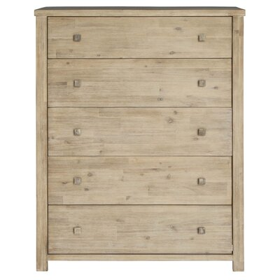 New Pacific Direct Bedford 5 Drawer Chest