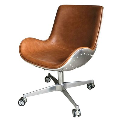 New Pacific Direct Abner Mid-Back Desk Ch..