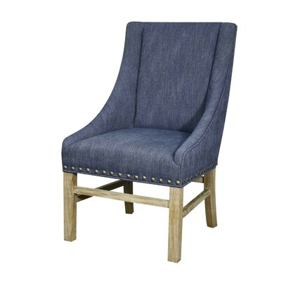 New Pacific Direct Aaron Fabric Armchair