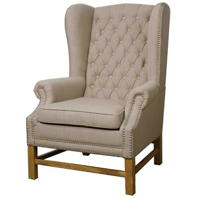 New Pacific Direct Graham Fabric Armchair