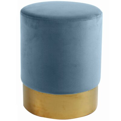 New Pacific Direct Oliver Round Ottoman