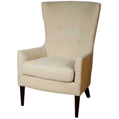 New Pacific Direct Tristan Fabric Armchair