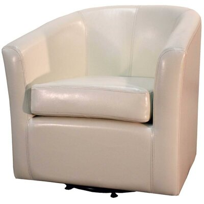 New Pacific Direct Hayden Swivel Bonded Leather ..
