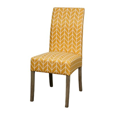 New Pacific Direct Valencia Fabric Side Chair (Set of 2)