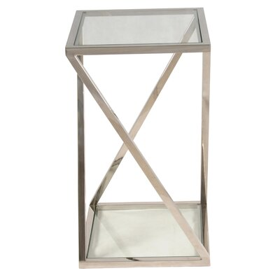 New Pacific Direct Marcio End Table