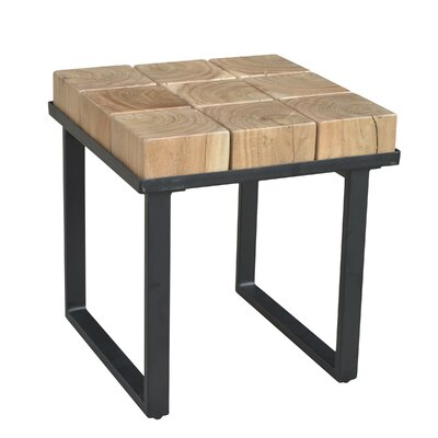 BIDKhome Block End Table