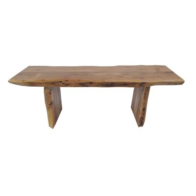 BIDKhome Bino Wood Kitchen Bench