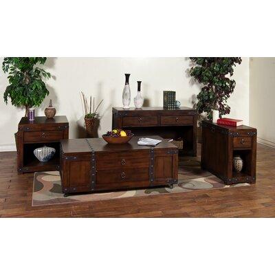 Sunny Designs Santa Fe Coffee Table Set