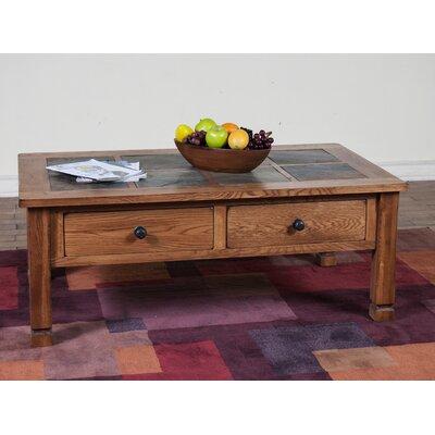 Sunny Designs Sedona Coffee Table with Sl..