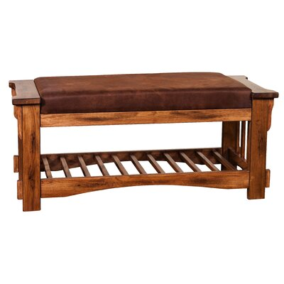 Sunny Designs Wood Kitchen Bench