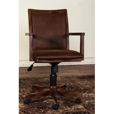 Sunny Designs Mid-Back Office Chair with ..