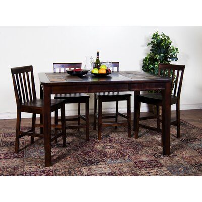 Sunny Designs Santa Fe 5 Piece Dining Set