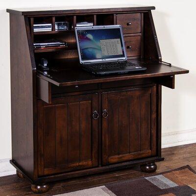 Sunny Designs Santa Fe Secretary Desk