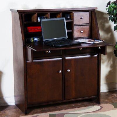 Sunny Designs Cappuccino Armoire Desk