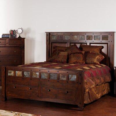 Sunny Designs Santa Fe Platform Bed
