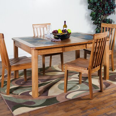 Sunny Designs Sedona Extendable Dining Table