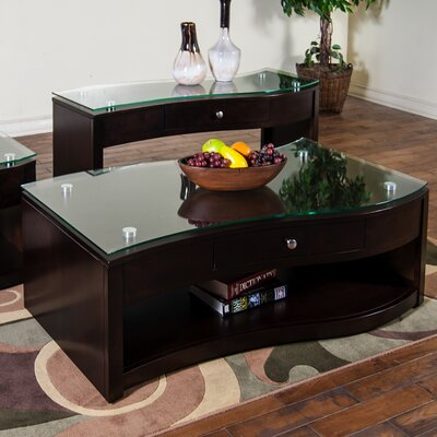 Sunny Designs Espresso Coffee Table