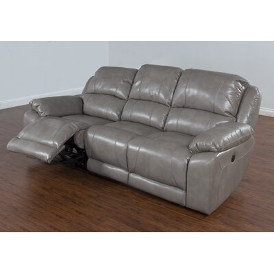 Red Barrel Studio Floraville Dual Reclining Sofa