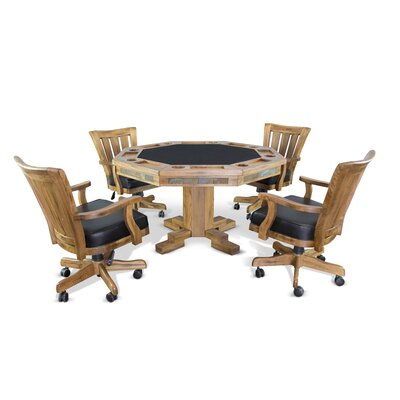Loon Peak Framingham 5 Piece Dining Set