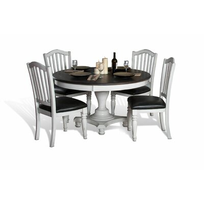 August Grove 5 Piece Dining Set