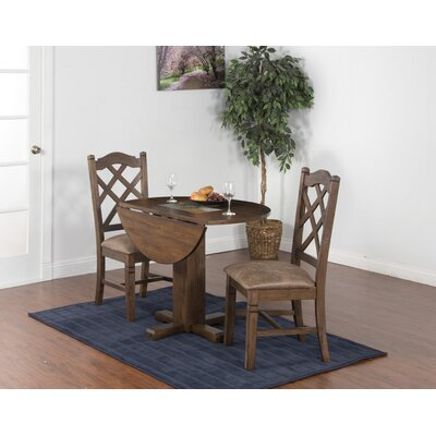 Loon Peak Birney 3 Piece Dining Set