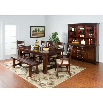 Loon Peak Vineyard Kitchen Table Dining T..