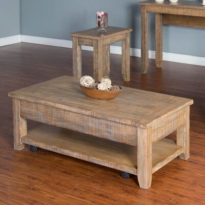 Sunny Designs Driftwood Coffee Table